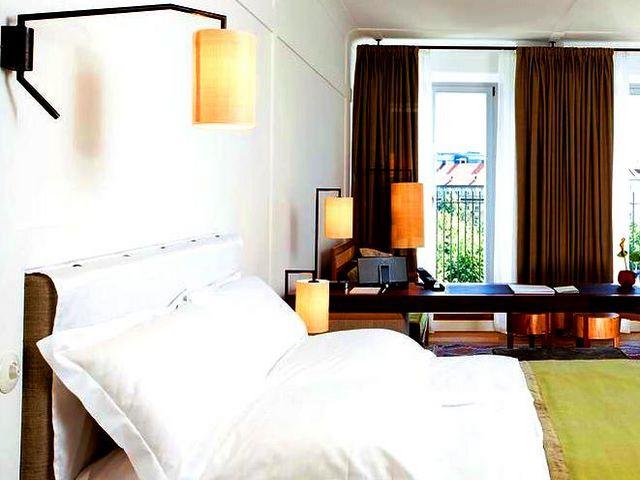غرف الفنادق