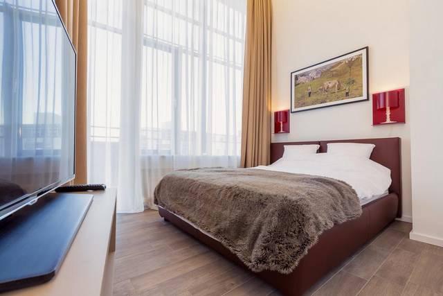 شقق فندقية في ميونخ قريبة من المارين