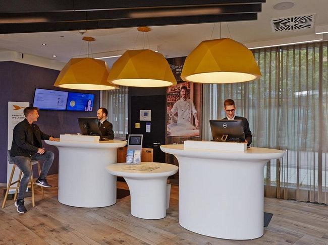 فندق نوفوتيل ميونخ سيتي