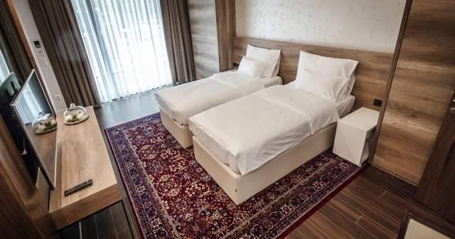 فنادق في سراييفو خمس نجوم