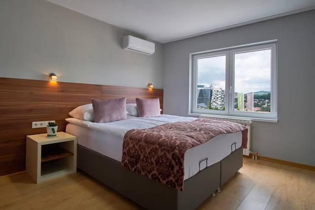 فنادق خمس نجوم في سراييفو