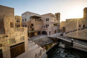 فندق السيف دبي جميرا من الفنادق المثالية للباحثين عن فنادق دبي مع العاب مائية