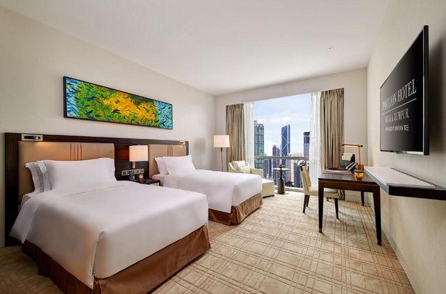 معظم شقق فندقية في كوالالمبور تتميز بتوفير وحدات سكنية شاملة التجهيزات