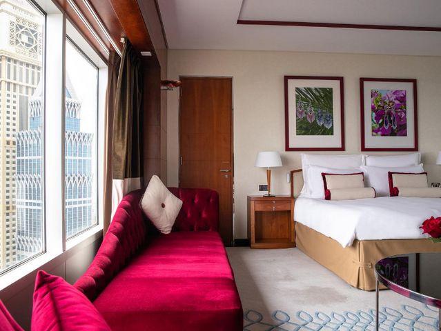 فنادق دبي على شارع الشيخ زايد لمن يبحث عن السكن في وسط دبي