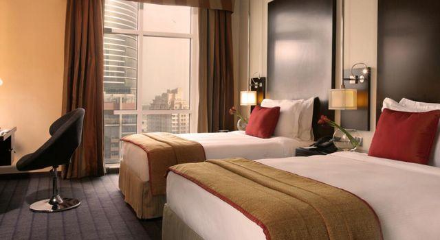 فنادق دبي الشيخ زايد الخيار الأفضل للسكن في دبي