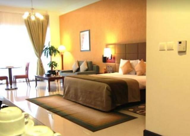 فندق ستار مترو دبي الديره