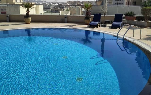 فندق ستار مترو ديرة للشقق الفندقية دبي