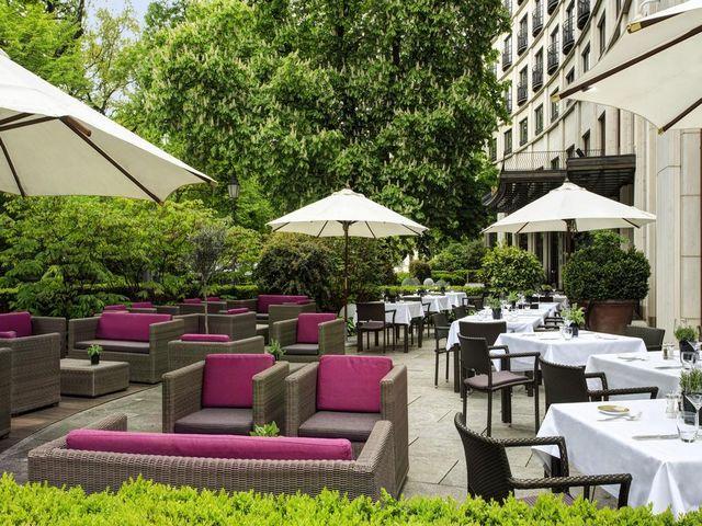 فندق روكو فورت ذا تشارلز ميونخ