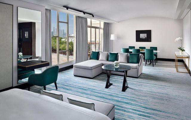 نُقدم لكم باقة من افضل فنادق دبي للعزاب