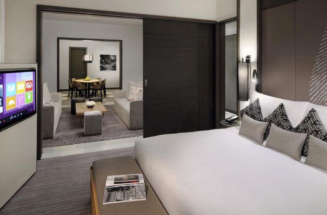 يحتوي فيدا هوتيل دبي غرف نظيفة ومُرتبة