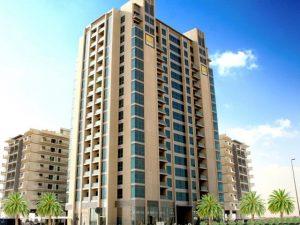 ابيدوس للشقق الفندقية دبي لاند