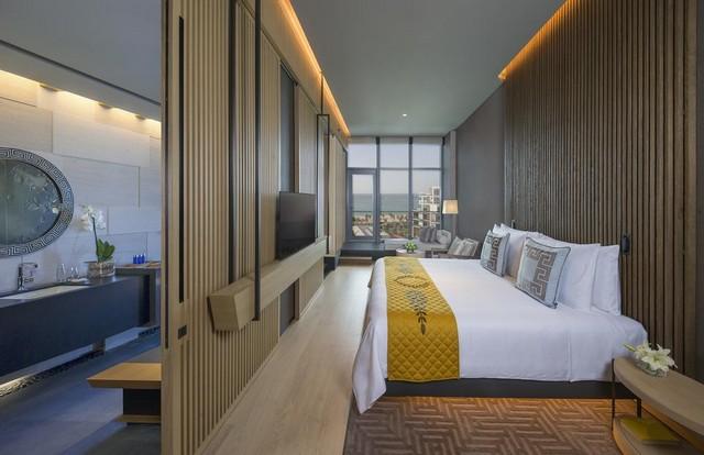 تتميز غرف سيزر بالاس بلوواترز دبي بالنظافة