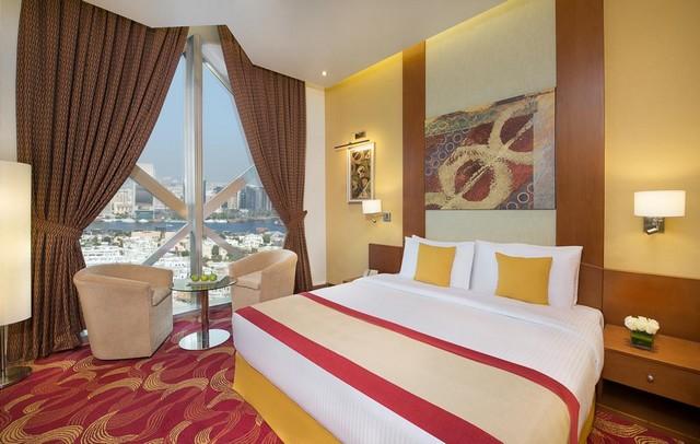 فندق سيتي سيزنز تاور بر دبي من فنادق دبي رخيصه ونظيفه التي تُقدّم إطلالات رائعة.