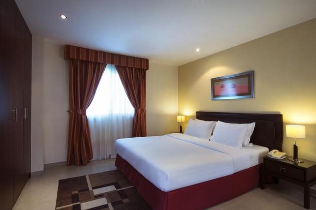 تُقدّم تايم كريستال للشقق الفندقية المرافق اللازمة لإقامة مُريحة.