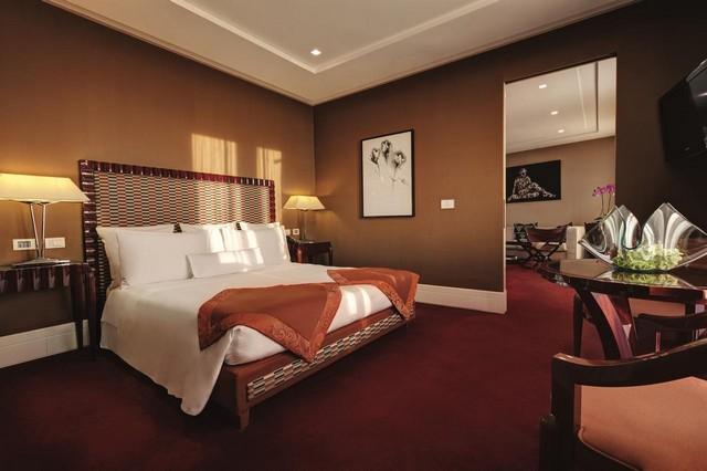 افضل فندق في روما من حيث الموقع