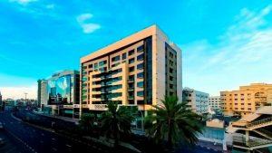 نجوم للشقق الفندقية دبي
