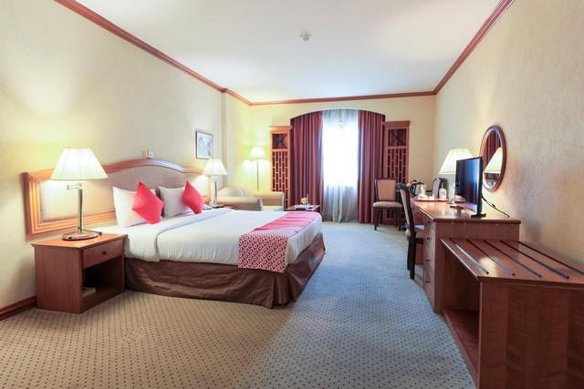 فندق سانت جورج دبي من افضل فنادق دبي رخيصه ونظيفه