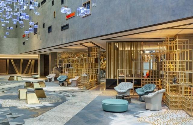 فندق دبليو دبي النخلة يُصنف من أفضل خيارات الإقامة في دبي