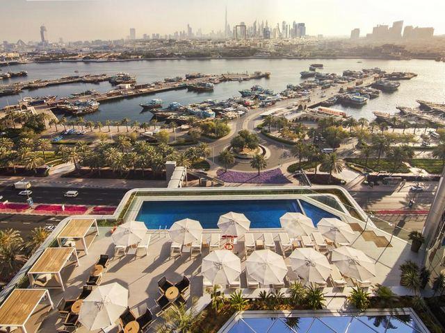 فندق البندر روتانا دبي