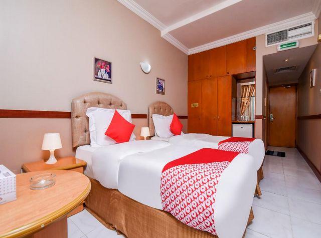 ارقى فنادق البراحة دبي تصنيف 4 نجوم