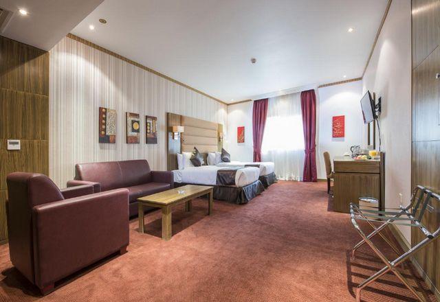 فندق الفريج دبي من افضل فنادق البراحة دبي التي ننصح بها