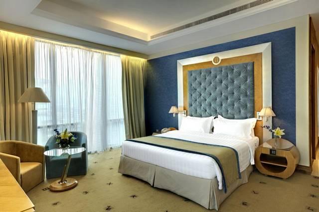 يُعد فندق دوناتيلو دبي من فنادق رخيصه في دبي البرشاء