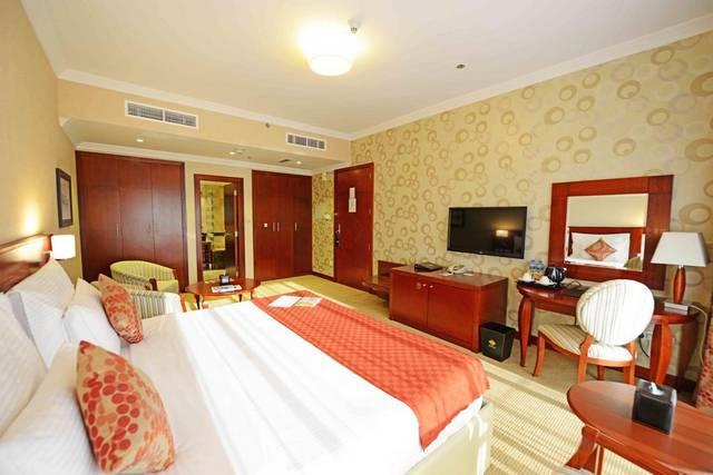 فندق سيجنتشر البرشاء يحتوي على غرف مُتنوة تُناسب كافة الأذواق وهو من افضل فنادق البرشاء دبي