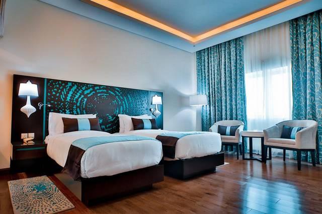 يتميّز فندق كمبنسكي امارات مول بموقع مُميّز بين فنادق حي البرشاء دبي