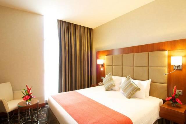 يحتوي  فندق جرانديور البرشاء على مركز عافية وسبا وهذا ما جعله من افضل فنادق البرشاء دبي