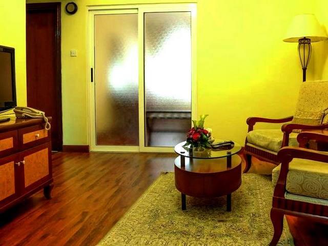 فندق المرقبات بلازا دبي من افضل فنادق الامارات المناسبة للعائلات