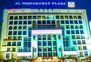 فندق المرقبات بلازا من افضل فنادق دبي التي توفر مساحات واسعة للإقامة