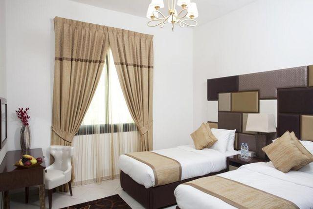 إن كنت تبحث عن شقق فندقيه دبي ، الوليد بالاس عود ميثاء أفضلها