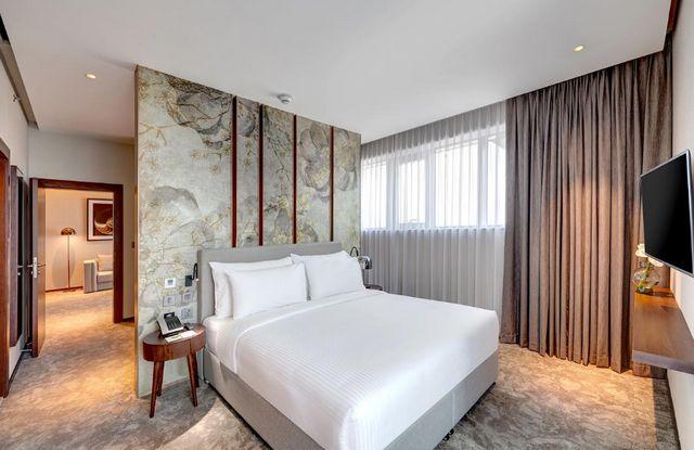 مجموعة من افضل شقق فندقية في ديرة دبي