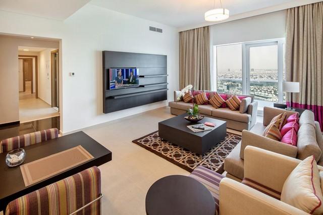 تتنوع شقق فندقية في البرشاء دبي حيث توفر مجموعة وفيرة من المرافق الترفيهية
