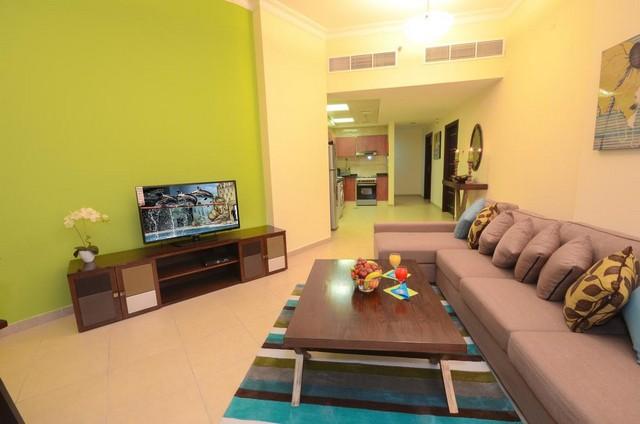 تُعد الوليد بالاس للشقق الفندقية من أفضل شقق فندقية في دبي البرشاء بسبب توفيرها مجموعة مُتكاملة من الخدمات