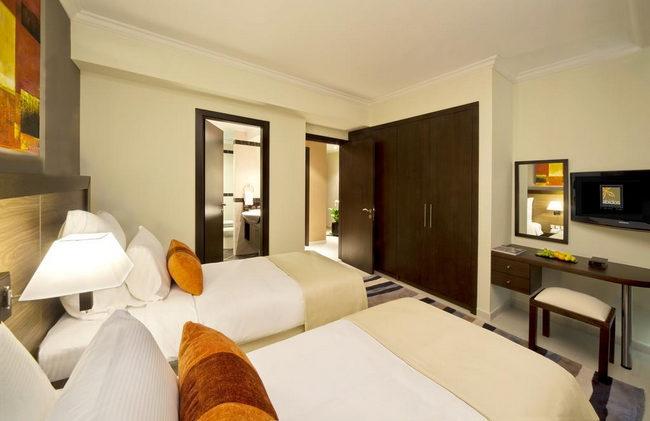 تضم شقق مفروشة البرشاء دبي أسّرة مُريحة لتُوفر أريحية الإقامة