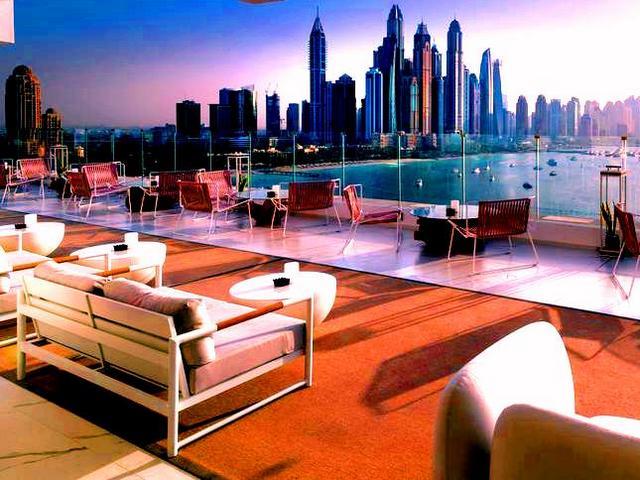 تتمتع افضل منتجعات دبي بإطلالات لا مثيل لها على البحر وأفق المدينة