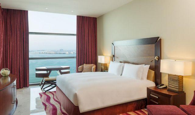 افضل الفنادق في دبي للعرسان التي ننصح بها فندق سوفتيل دبي جميرا بيتش
