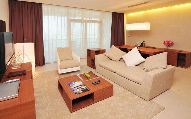 وحدات مُميزة و إقامة مثالية في فندق دبي مارينا