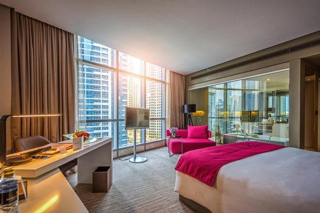 المرافق في مارينا دبي فندق من أروع ما يكون
