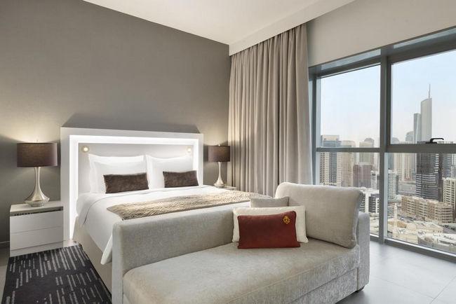 فندق دبي مارينا يمتلك إطلالة تُعتبر الأروع والأبرز ضمن فنادق المدينة
