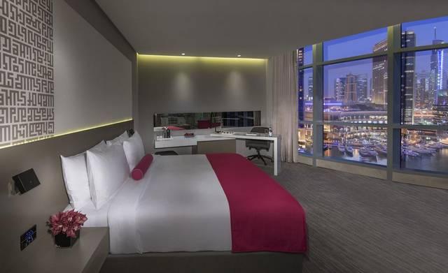 يُعتبر فندق انتركونتيننتال دبي مارينا من افضل الخيارات للعائلات السعودية كونها تضم خدمات كثيرة للعائلة