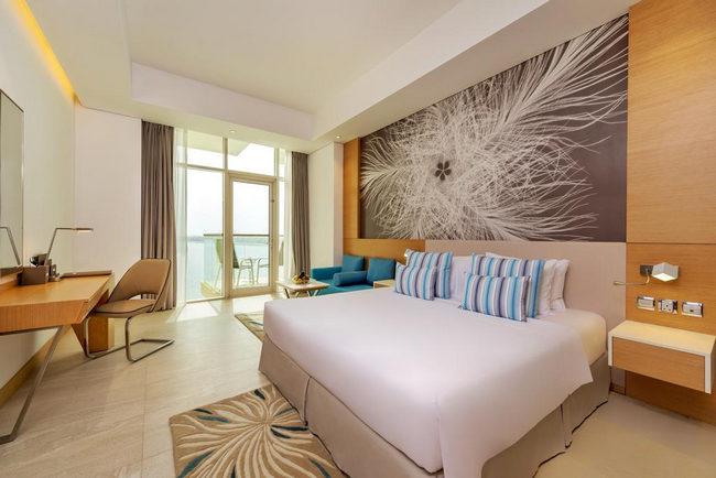 روعة و جمال و استجمام في فنادق جزيرة النخلة دبي