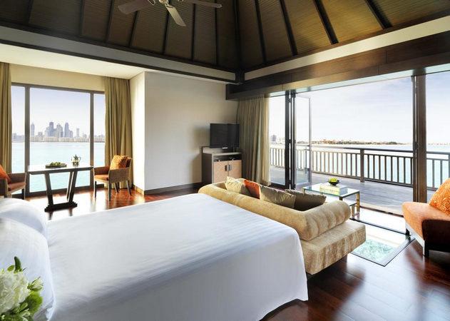 وحدات فنادق في جزيرة النخلة بإطلالات مُثيرة على البحر