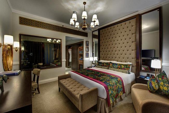 أفخم مرافق واروع غُرف في فنادق دبي جزيرة النخلة