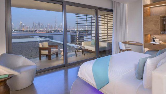 تعرف على مساحات الغرف قبل حجز منتجع في دبي