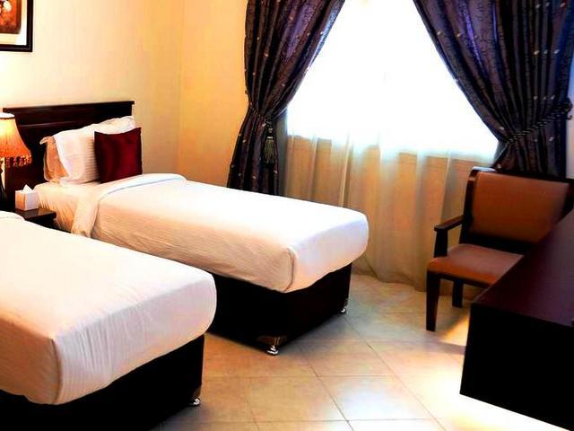 تتضمن مدينة دبي افضل شقق فندقية في بر دبي من حيث المرافق والخدمات