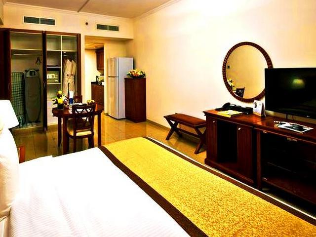 توفر شقق فندقية بر دبي كافة التجهيزات اللازمة لإقامة مريحة