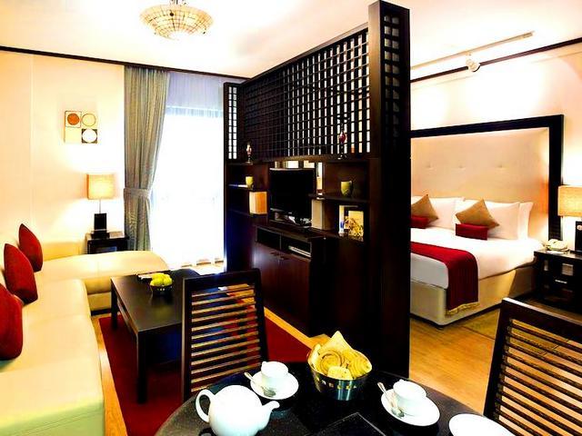 توفر افضل شقق فندقية في بر دبي قدر عالي من الخصوصية