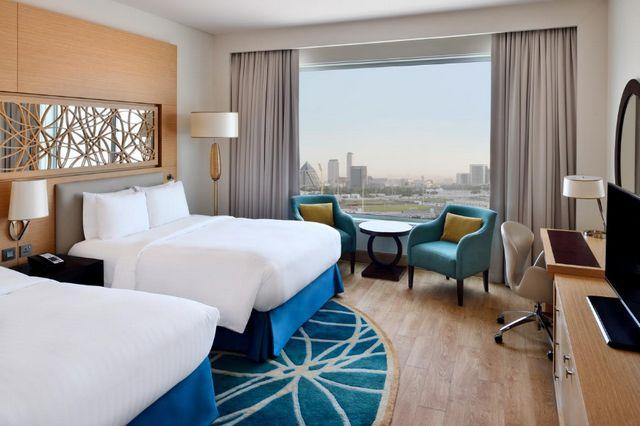 توفر فنادق بر دبي 3 نجوم غرف بديكورات عصرية